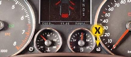 Volkswagen Touareg (2003-2009) /Motor