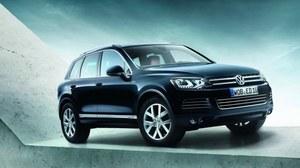 Volkswagen Touareg Edition X - to już 10 lat