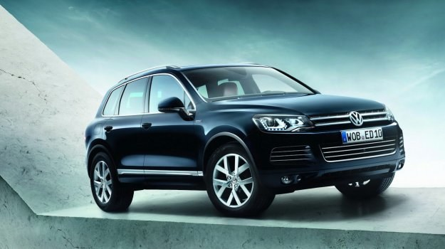 Volkswagen Touareg Edition X /Volkswagen