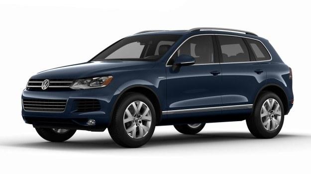 Volkswagen Touareg X /Volkswagen