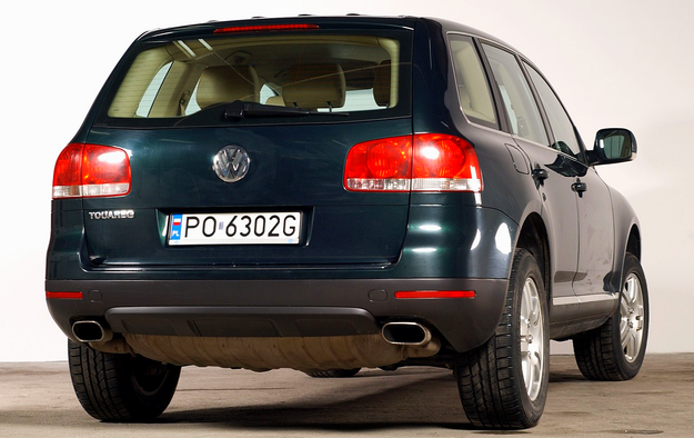 Volkswagen Touareg /Motor