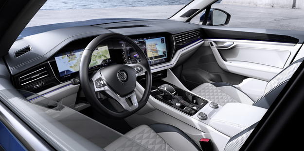 Volkswagen Touareg /Volkswagen