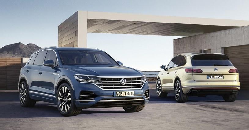 Volkswagen Touareg /