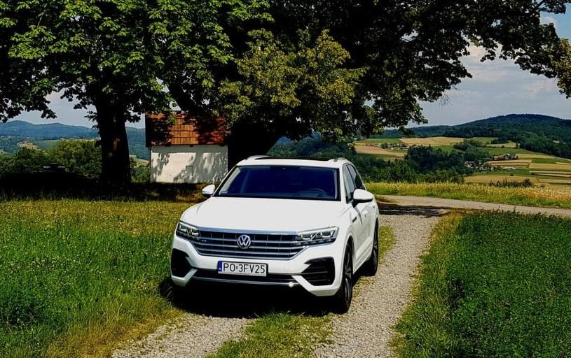 Volkswagen Touareg /INTERIA.PL