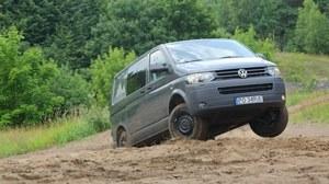 Volkswagen Transporter Rockton Expedition - test