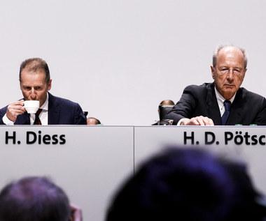 Volkswagen uniknął procesu najważniejszych menedżerów