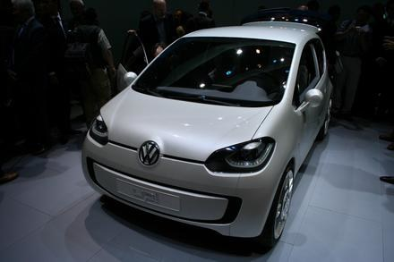 Volkswagen up /INTERIA.PL