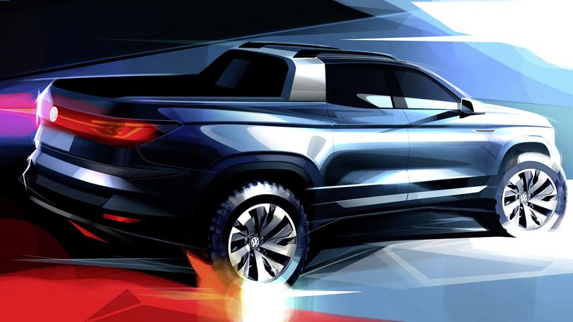 Volkswagen zaprezentuje nowego pickupa /