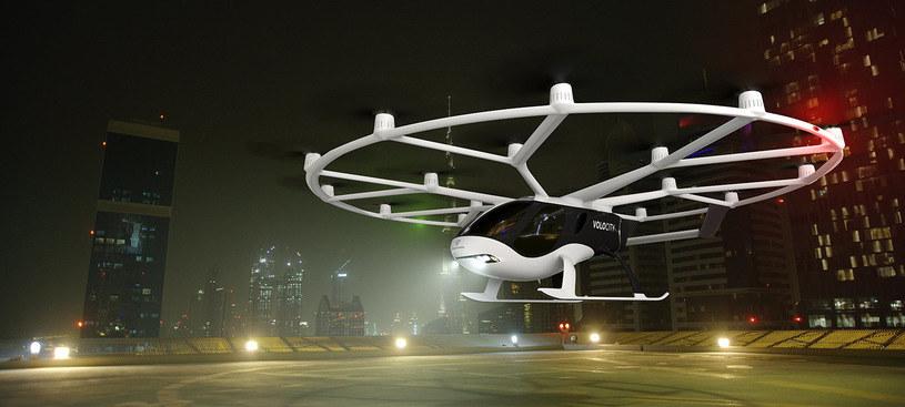 Volocopter /materiały prasowe