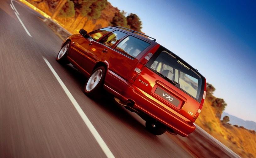 Volvo bardzo mocno kojarzy się z samochodami kombi /