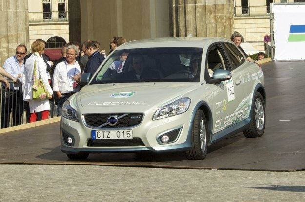 Volvo C30 electric /