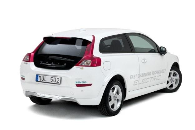 Volvo C30 Electric /