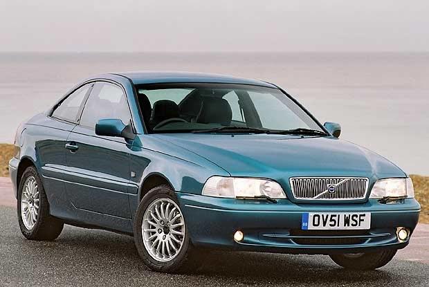 Volvo C70 Coupe (kliknij) /INTERIA.PL
