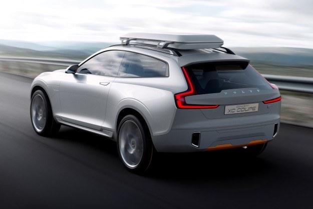 Volvo Concept XC Coupe /