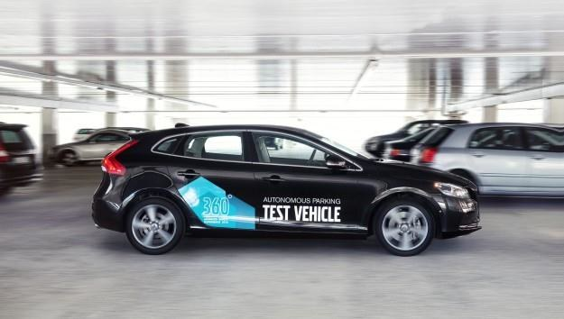 Volvo dysponuje już samochodem testowym /