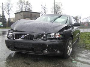Volvo lepiej przetrwało wypadek /