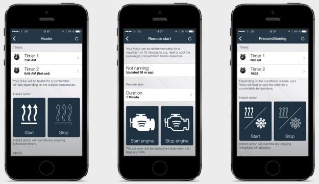 Volvo On Call – czyli specjalna aplikacja współpracująca z samochodem /INTERIA.PL
