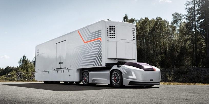 Volvo oraz ich autonomiczny koncept Vera /materiały prasowe