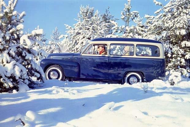 Volvo PV445 Duett (kliknij) /INTERIA.PL