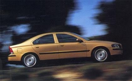 Volvo S60 - bez poświęceń /INTERIA.PL