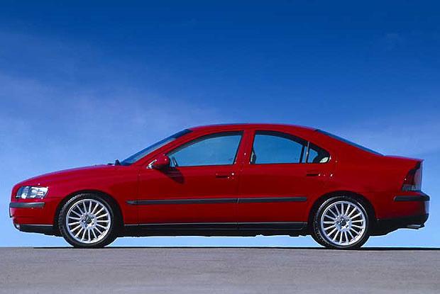 Volvo S60 (kliknij) /INTERIA.PL