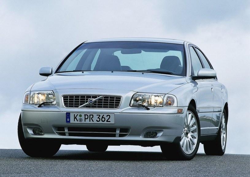 Volvo S80 pierwszej generacji /