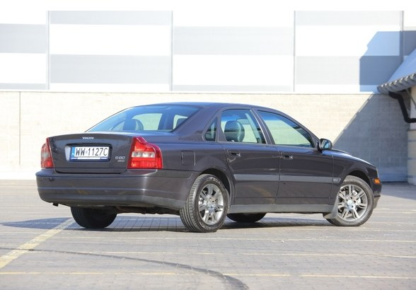 Volvo S80 /Motor