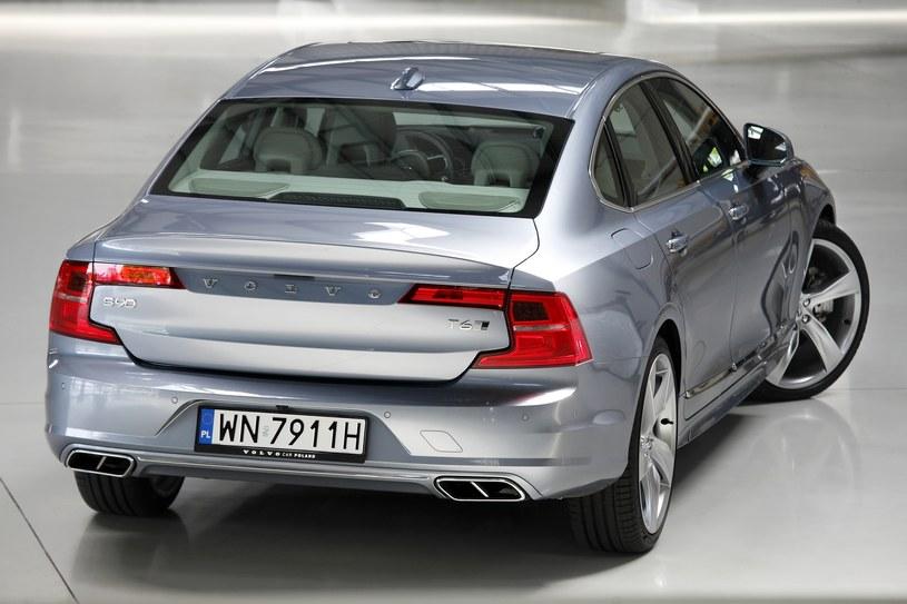Volvo S90 to powrót w wielkim stylu /INTERIA.PL