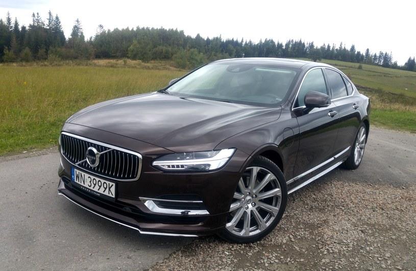 Volvo S90 /INTERIA.PL