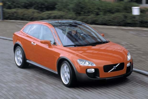 Volvo SCC (kliknij) /INTERIA.PL