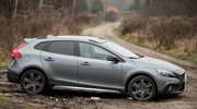 Volvo V40 Cross Country. Test