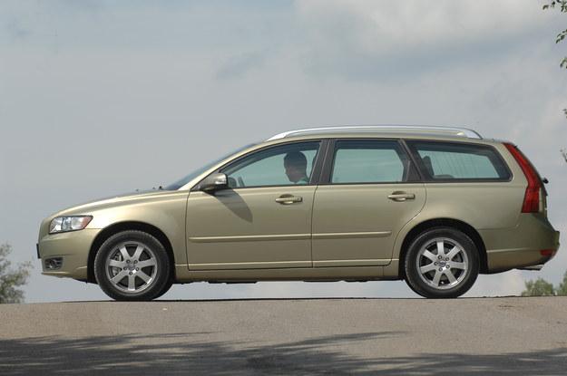 Volvo V50 (2004-2012) /Motor