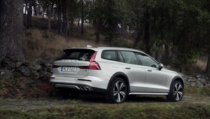 Volvo V60 Cross Country - alternatywa dla SUVa