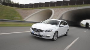 Volvo V60 D5 AWD aut. Summum Polestar Performance - test