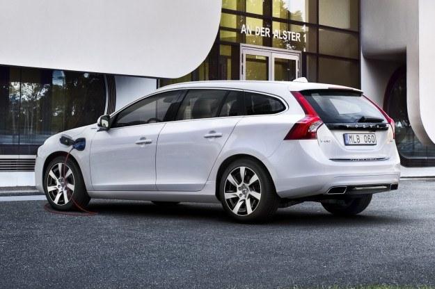 Volvo V60 Hybrid /