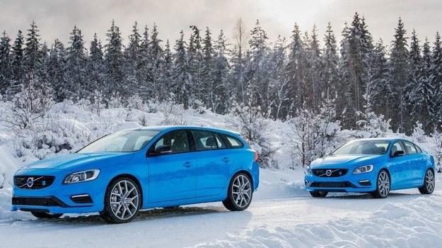 Volvo V60 i S60 Polestar /Volvo