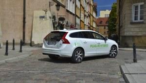 Volvo V60 Plug-In Hybrid - test