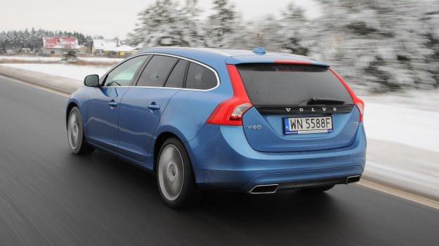 Volvo V60 T5 Drive-E Summum /Motor