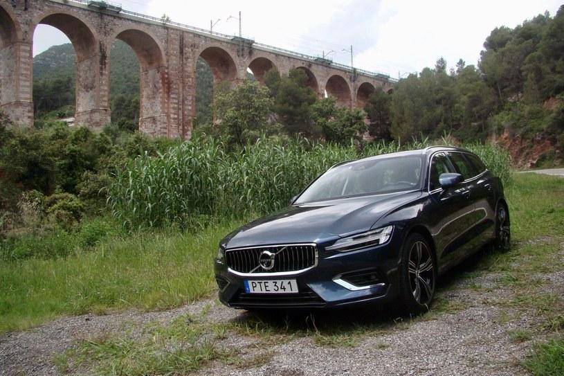 Volvo V60 /INTERIA.PL