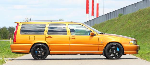 Volvo V70 R /Motor