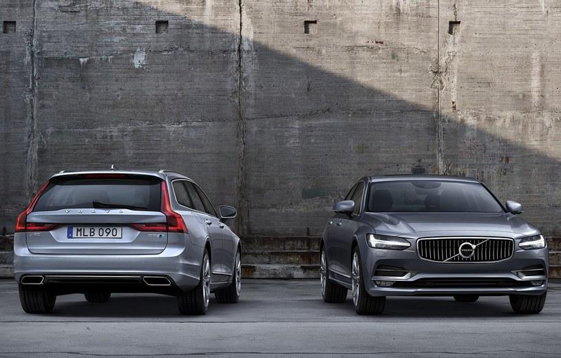 Volvo V90 i S90 Polestar /
