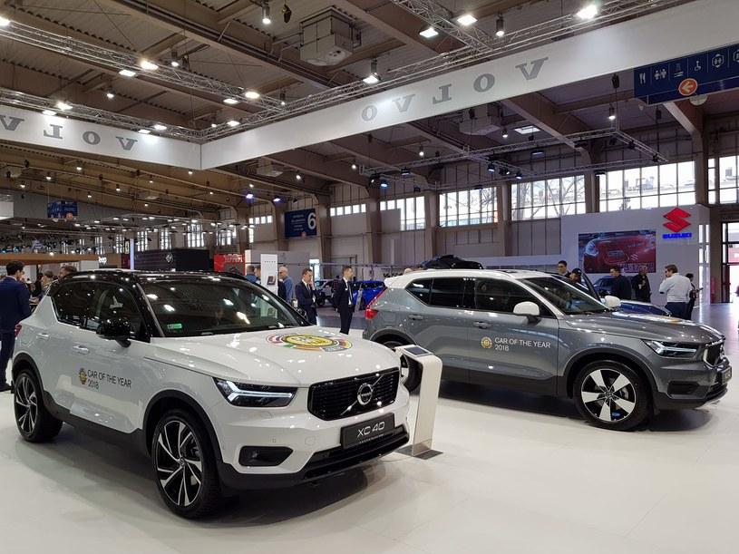 Volvo XC40 na Poznań Motor Show 2018 /INTERIA.PL