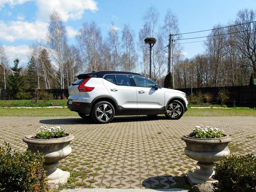 Volvo XC40 Recharge /INTERIA.PL