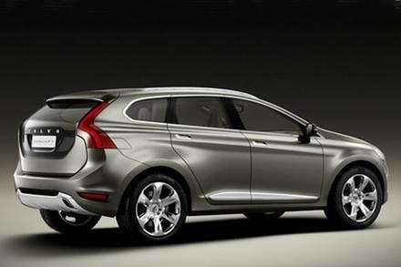 Volvo XC60 / Kliknij /INTERIA.PL