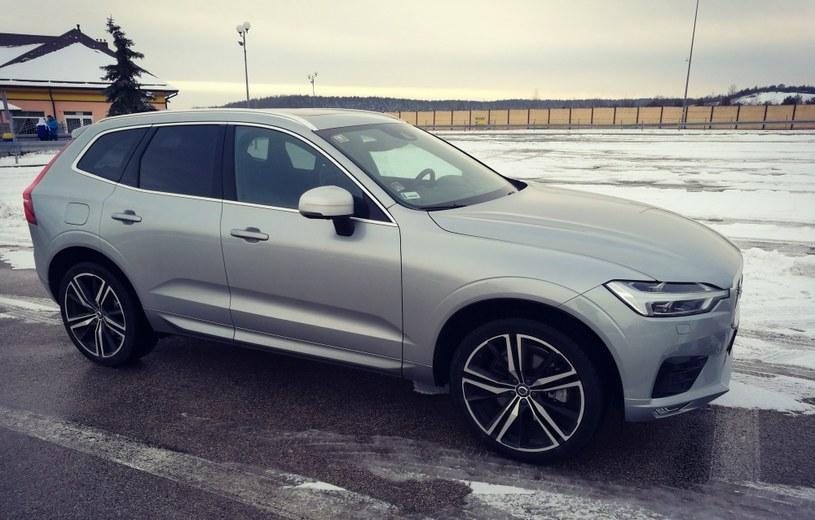 Volvo XC60 - najbezpieczniejszy SUV na rynku? /INTERIA.PL
