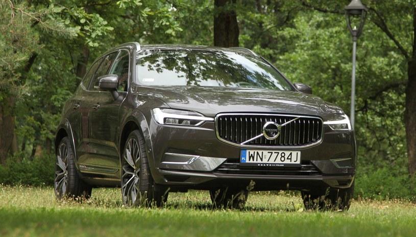 Volvo XC60 /INTERIA.PL