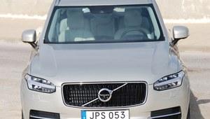 Volvo XC90.  Pierwsza jazda