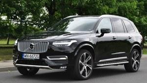 Volvo XC90 - testujemy przełomowy model