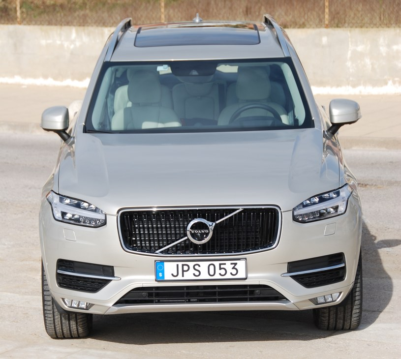 Volvo XC90 /INTERIA.PL