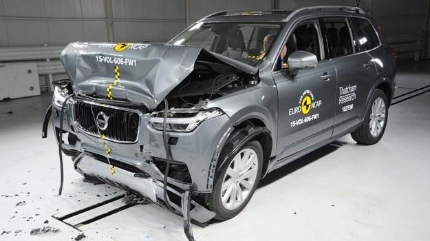 Volvo XC90 /Euro NCAP